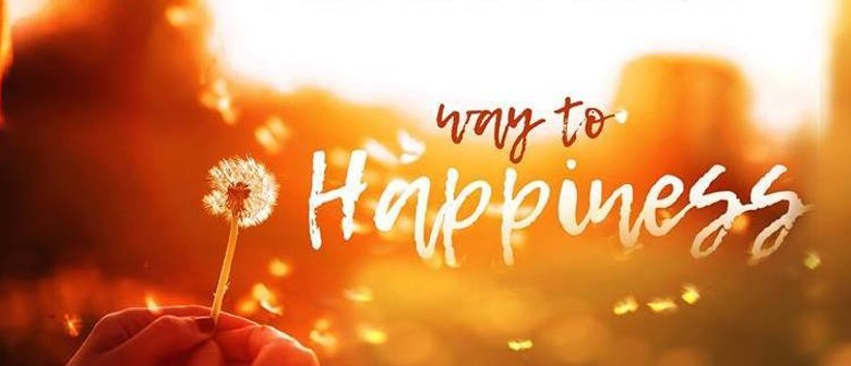 Way to Happiness With Swami Sadyojathah