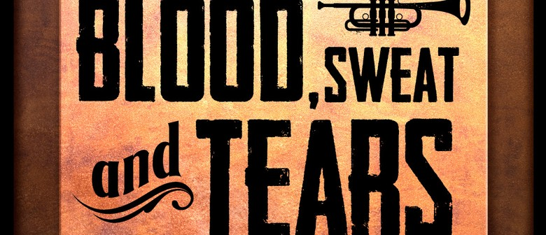 Blood Sweat & Tears