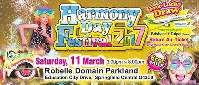 Harmony Day Festival 2017