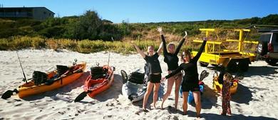 Guided Kayak Fishing Tours