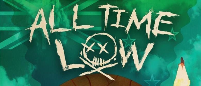All Time Low Australian Tour