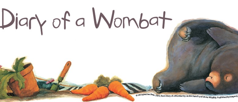 Diary of A Wombat