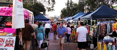 Old Perth Road Markets