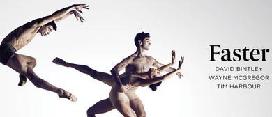 The Australian Ballet – Faster
