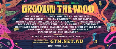 Groovin The Moo 2017