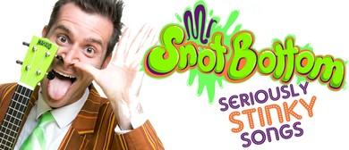 Adelaide Fringe – Mr Snotbottm's Seriously Stinky Songs