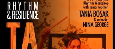 Taketina Rhythm Process Weekend Intensive