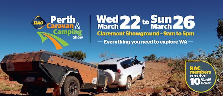 RAC Perth Caravan and Camping Show