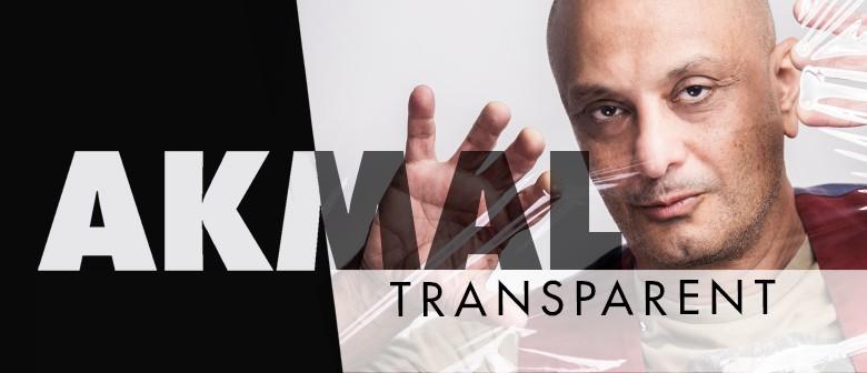 Adelaide Fringe – Akmal Transparent