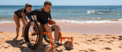 Beach Access and Adapted Surfing