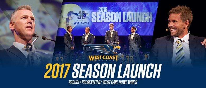 2017 West Coast Eagles Season Launch