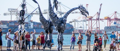 2017 Fremantle International Street Arts Festival