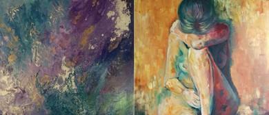 Marguerite Brunwick – Painting Exhibition