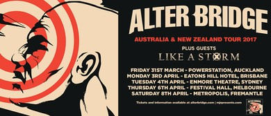 Alter Bridge – The Last Hero Tour