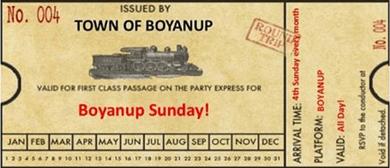 Boyanup Sunday