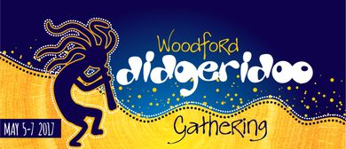 Woodford Didgeridoo Gathering