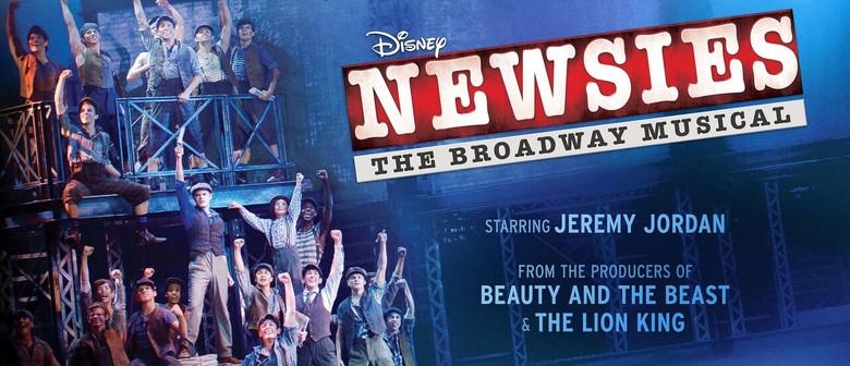 Disney's Newsies – The Broadway Musical