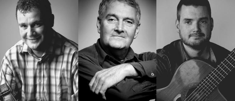 The Seamus Begley Trio – The Bold Kerryman Tour