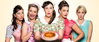 5 Lesbians Eating a Quiche