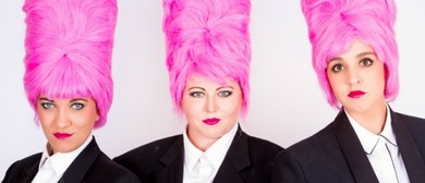 Adelaide Fringe – The Desperettes – Guide to Being a Wingman