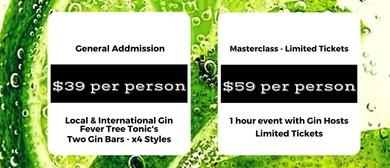 Gin Junkies No. 3 – Masterclass