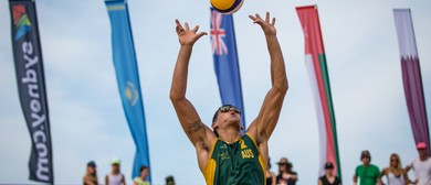 FIVB World Tour Beach Volleyball