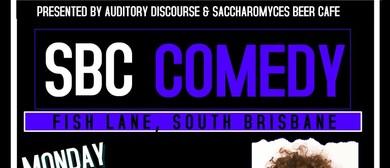 SBC Comedy February