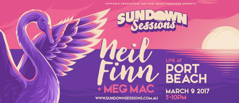 Sundown Sessions With Neil Finn