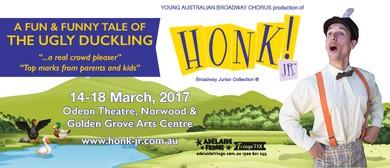 Adelaide Fringe – Honk! Jr – Musical Tale of Ugly Duckling