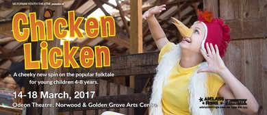 Adelaide Fringe – Chicken Licken – A Cheeky Tale for Little