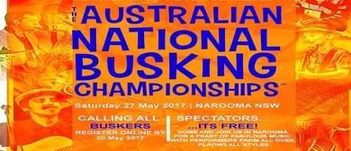 Australian National Busking Championships