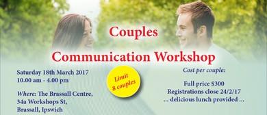 Couple Communication Workshop