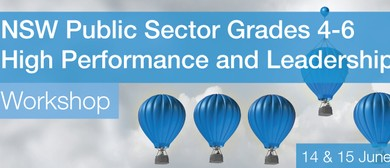 NSW Public Sector Grades 9-10 High Performance & Leadership