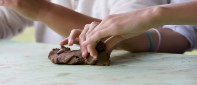 Air Dry Clay Workshop With Jess Hart – 12+ Year Olds
