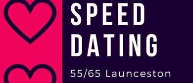 55-65 Speed Dating