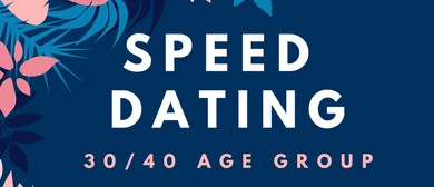 30-40 Speed Dating