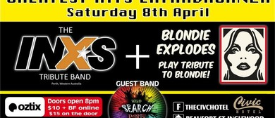 Blondie and Inxs Greatest Hits Cover Bands