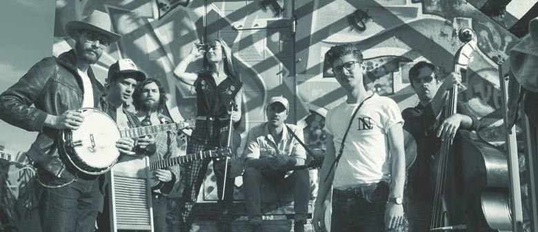 The Morrisons – Album Launch