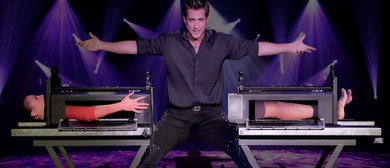 International Master Illusionist Australian Shows