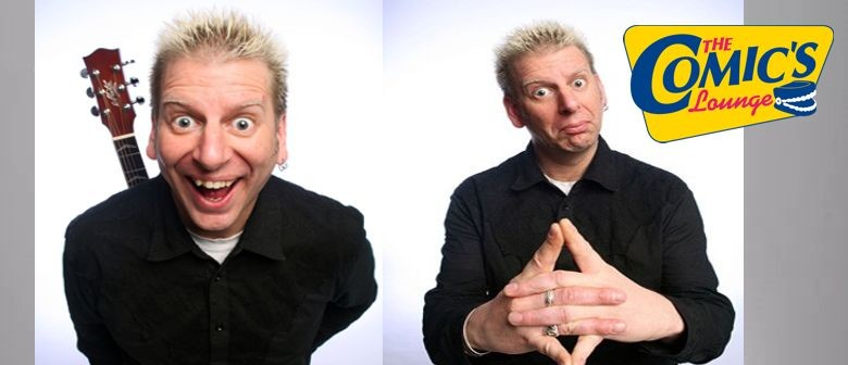 Pommy Johnson and 5 Other Comedians