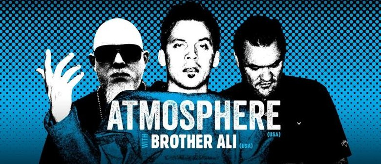 Atmosphere With Brother Ali, Marksman Lloyd and Beechey