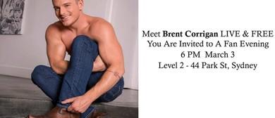 Sydney Mardi Gras – Brent Corrigan & JJ Knight Meet & Greet