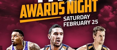 Brisbane Bullets Roll Out Red Carpet for Gala Awards Night