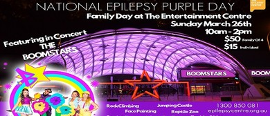Purple Day for Families – National Epilepsy Awareness Day