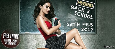 Hybrid Vol. 8 – Back 2 School
