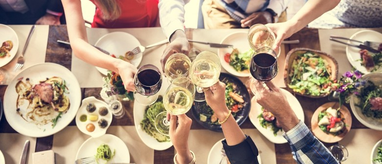 Friends of Flinders Pinot Dinner