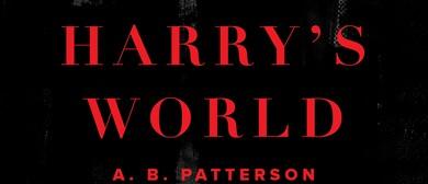 A.B. Patterson – Author Talk