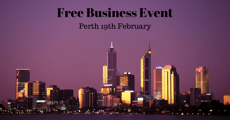 Business and self development event perth eventfinda for 123 adelaide terrace perth