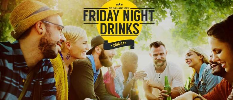 Friday Night Drinks