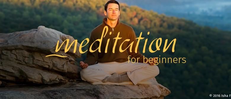 Isha Kriya – A Guided Meditation